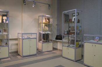 Экспозиция музея в РГАВМФ