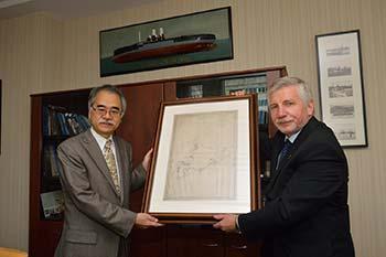 Визит Генерального консула Японии в СПб - фото 1