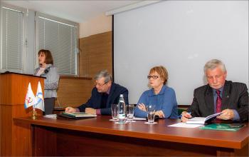 Годовое общее собрание сотрудников РГАВМФ