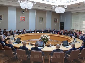Встреча в Оренбургской универсальнй библиотеке имени Н.К. Крупской 11-03-2020