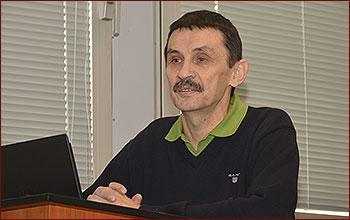 Собрание трудового коллектива РГАВМФ
