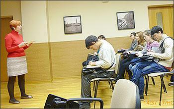 Экскурсии для студентов техникума