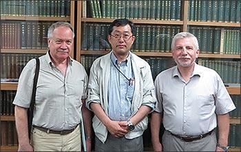 Международная научная конференция в Токио