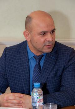 Начальник Архивной службы Вооруженных Сил Российской Федерации Э.А. Падерин
