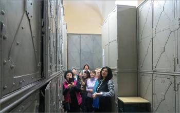 Экскурсии для членов МРОО АВИП