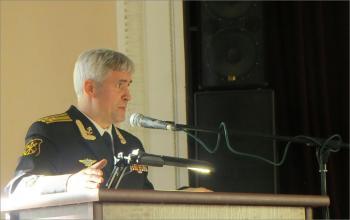 Памяти капитана 1 ранга И.М.Зайдулина