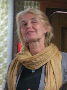Кандидат исторических наук О.А.Красникова