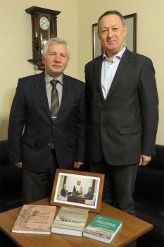 Встреча с татарским ученым