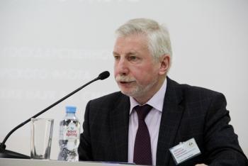 Выступление В.Г. Смирнова на пленарном заседании 10-х Большаковских чтений 12 марта 2020 г. Оренбург